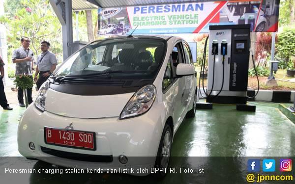 Gaikindo Dorong Swasta Ikut Andil Bangun Charging Station - JPNN.com
