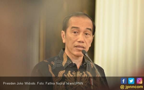 Jokowi: Tidak Mudah Menjadi Satpam - JPNN.com