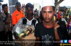 Tujuh Pengungsi Rohingya di Biereuen Kabur dari Penampungan - JPNN.com