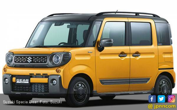 Mobil Mungil Suzuki, Kece Diajak Adventure - JPNN.com