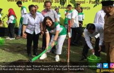 Tasya Beber Impian Pengin Jadi Menteri Lingkungan Hidup - JPNN.com