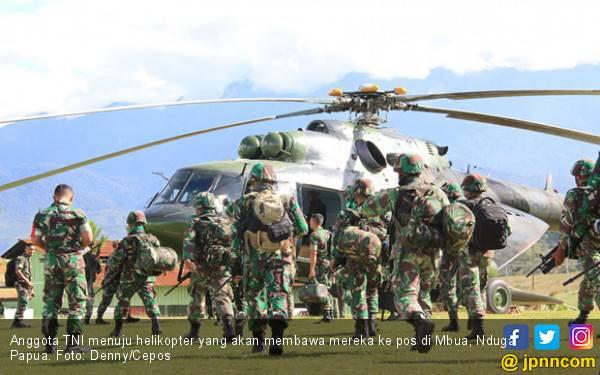 Tarik Militer dan Mulailah Dialog Penuh Kasih di Papua - JPNN.com
