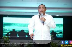 Edy Rahmayadi Mundur dari Ketum PSSI, Bu Reni Bilang Begini - JPNN.com