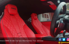 Kerennya Interior BMW i8 dan Alphard Atta Halilintar - JPNN.com