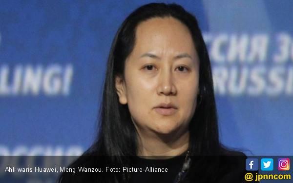 Huawei Serang Balik Kanada - JPNN.com