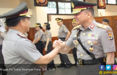 Mengenal Wakapolda Lampung Brigjen Pol Teddy Minahasa - JPNN.com
