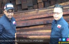 KLHK Bongkar Penyelundupan Kayu Ilegal Senilai Rp 14 Miliar - JPNN.com