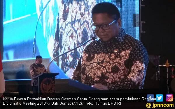 Forum RDM, DPD Dukung Pembangunan Dari Daerah - JPNN.com