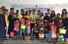 Jelang Kongres, Pemuda Katolik Beri Bantuan ke Panti Asuhan - JPNN.com