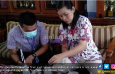 Awas! Es Doger Mengandung Pewarna Tekstil Dijajakan di SD - JPNN.com