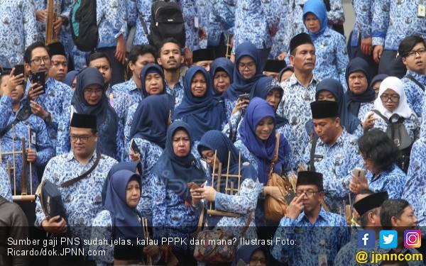Catatan Penting Pengamat soal PP Manajemen PPPK - JPNN.com