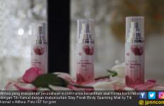 Gandeng Titi Kamal, Althea Luncurkan Stay Fresh Body Mist - JPNN.com