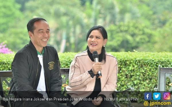 Iriana Jokowi Ngaku Tidak Bisa Memasak - JPNN.com