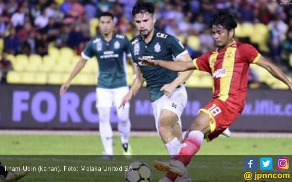 Bhayangkara FC Klaim Sudah Dapatkan Ilham Udin - JPNN.com
