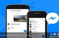 Facebook Messenger Sudah Bisa Hapus Pesan Seperti WhatsApp - JPNN.com