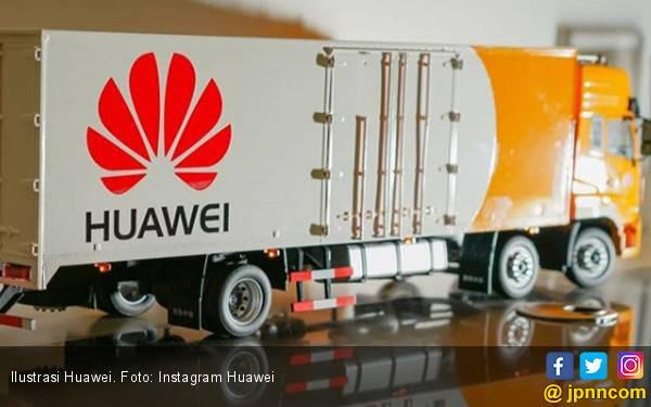Huawei Kesal Cuitan Tahun Baru Diunggah Pakai iPhone - JPNN.com