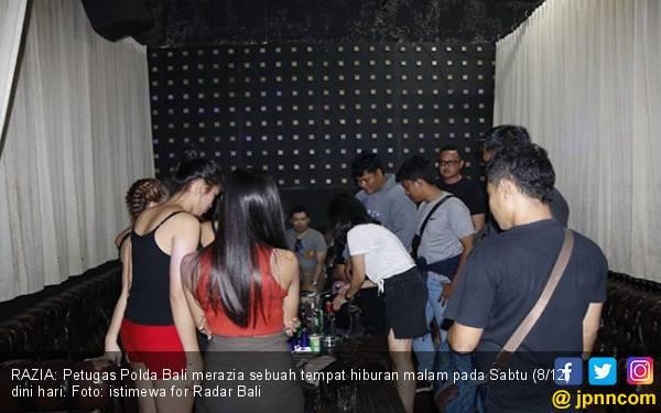 Sasar Tempat Dugem, Polisi Ciduk 4 Clubber - JPNN.com