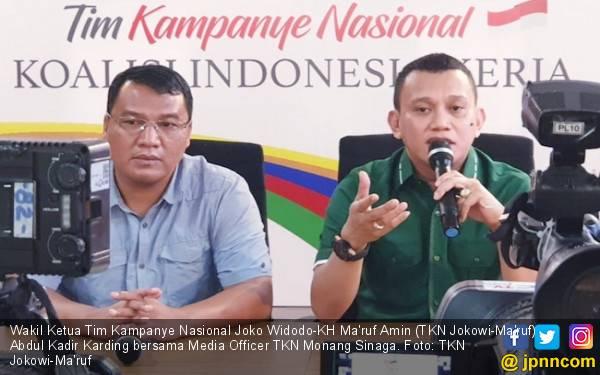TKN Yakin Banget Pak Jokowi Berhati-hati soal Ustaz Ba'asyir - JPNN.com