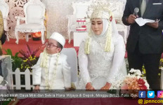 Bulan Madu ke Bali, Daus Mini: Terima Kasih Adly Fairuz - JPNN.com