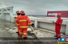 Begini Sistem Proteksi Kebakaran di Apartemen Green Pramuka - JPNN.com