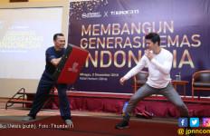 Iko Uwais Bangun Generasi Emas via Mixed Martial Arts - JPNN.com