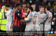 AFC Bournemouth 0-4 Liverpool: Mohamed Salah Ukir Rekor - JPNN.com