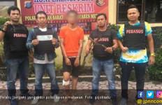 Pelaku Bongkar Rumah di Medan Terpaksa Dilumpuhkan Polisi - JPNN.com