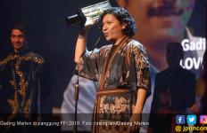 Menang Piala Citra 2018, Gading Marten: Anak Papa Aktor Juga - JPNN.com