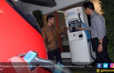 Mitsubishi dan PLN Bangun Tempat Pengecasan Mobil Listrik di Rumah - JPNN.com