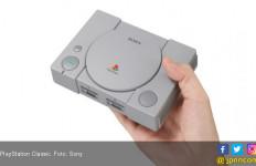 Luncurkan PS Classic, Sony Gagal Ikuti Jejak Nintendo - JPNN.com