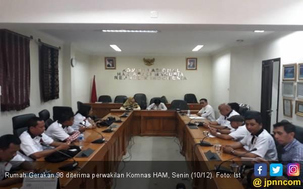 Aktivis 98 Tuntut Penuntasan Kasus HAM era Orba - JPNN.com