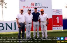 BNI Ajak Nasabah Main Golf Bareng Justin Rose - JPNN.com