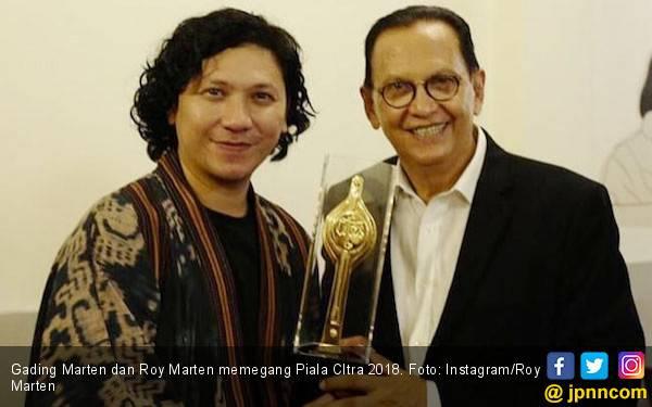 Gading Marten Raih Piala Citra, Roy Marten Bilang Begini - JPNN.com