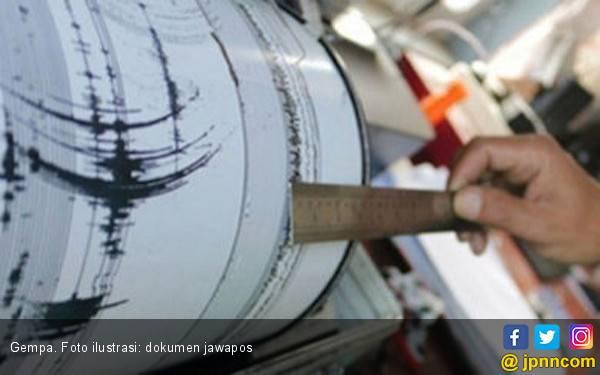 Gempa Goyang Cilacap Sore Ini, 15 Menit Kemudian Mengguncang Bali - JPNN.com