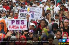 Pentolan Honorer K2: Harapan Kami Musnah - JPNN.com