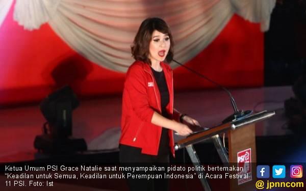 Grace PSI: Prabowo Show, Panggung Kepalsuan dan Kebohongan - JPNN.com