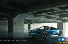 McLaren Sajikan Sensasi Baru di 720S Versi Atap Terbuka - JPNN.com