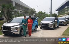 Garuda Indonesia Pilih Xpander Gantikan Mobilio Karena Ini - JPNN.com