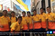 2 Anak Indonesia Main Lawan Real Madrid di Division de Honor - JPNN.com