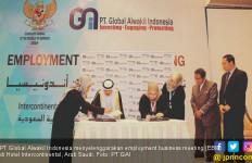 Global Alwakil Indonesia Buka Peluang Baru di Timur Tengah - JPNN.com