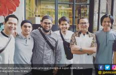Jadi Mualaf, Roger Danuarta: Alhamdulillah - JPNN.com