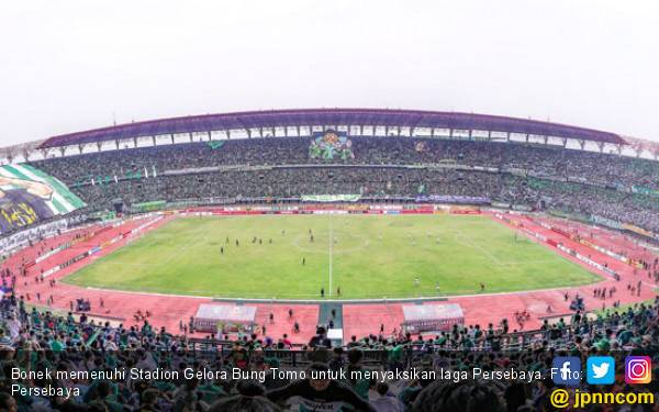 Pesan Serius Pemkot Surabaya untuk Suporter Persebaya - JPNN.com