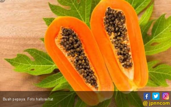 Jangan Berlebihan Makan Pepaya, Ini Efek Sampingnya - JPNN.com