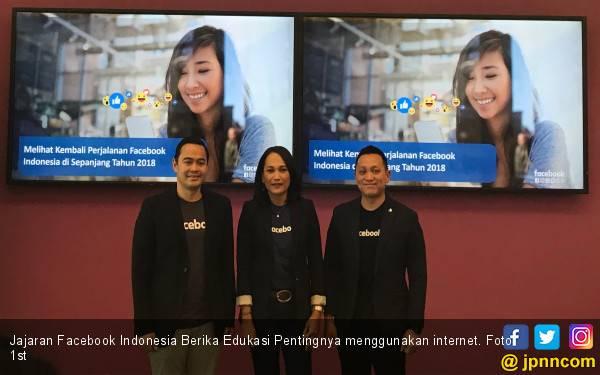 Facebook Indonesia Berikan Edukasi Kepada Masyarakat - JPNN.com