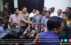 Menko Puan Bahas Penanganan Dampak Bencana NTB dan Sulteng - JPNN.com
