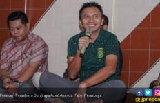 Azrul: Istri Saya Bilang Hidup Lebih Enak Tidak di Persebaya - JPNN.com