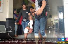 Pimpinan Kawanan Perampok Sadis Diringkus, Dor! Dor! - JPNN.com