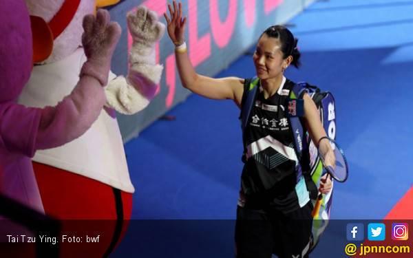 Tai Tzu Ying Sikat Nozomi Okuhara di Final Singapore Open 2019 - JPNN.com