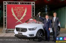 Volvo XC40 Sabet Mobil Terbaik di Jepang Kalahkan Corolla - JPNN.com