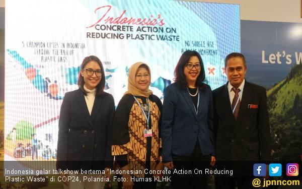 Indonesia Sampaikan Penanganan Sampah di COP24 Polandia - JPNN.com